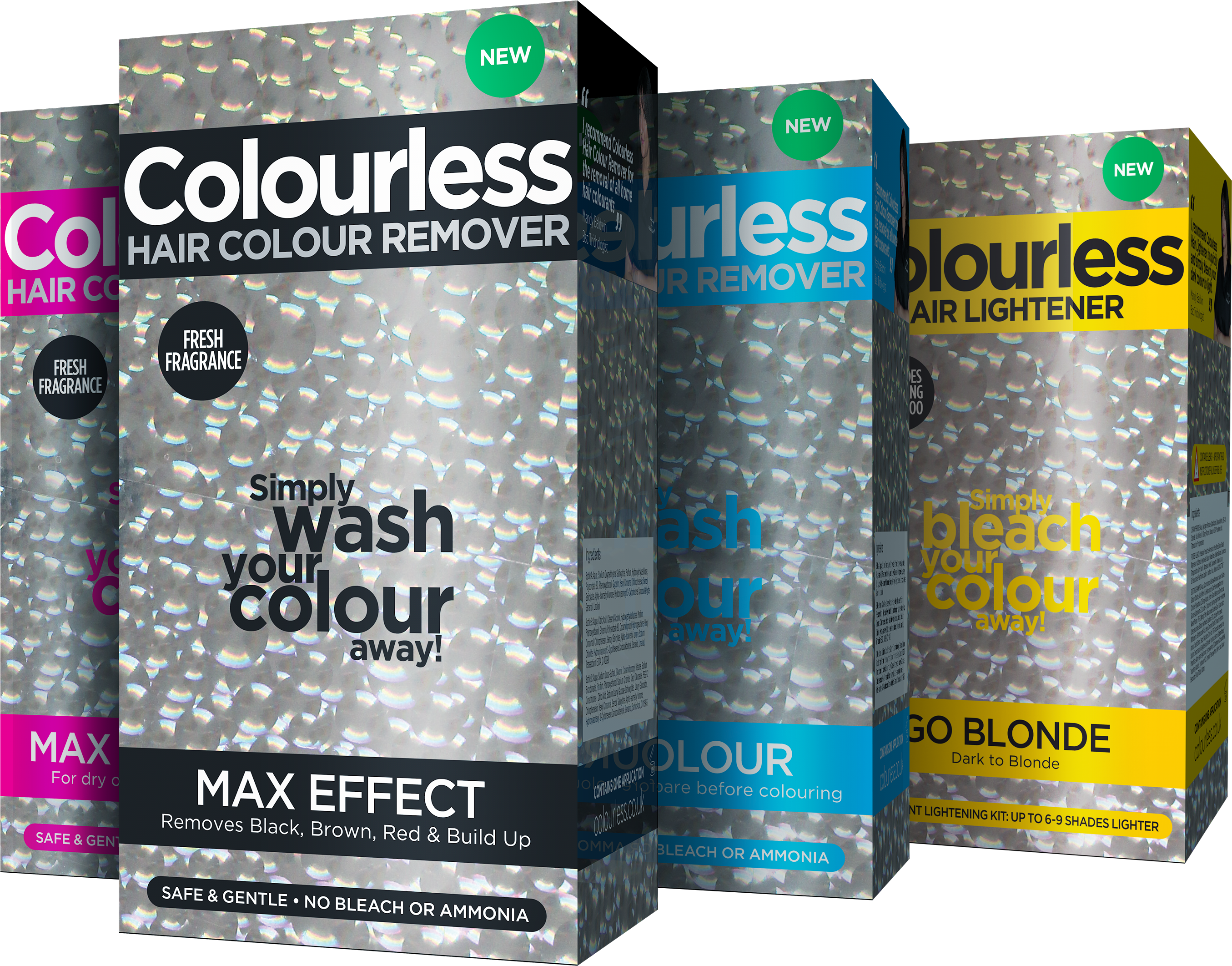 Colourless Hair Colour Remover Simply Wash Your Colour Away