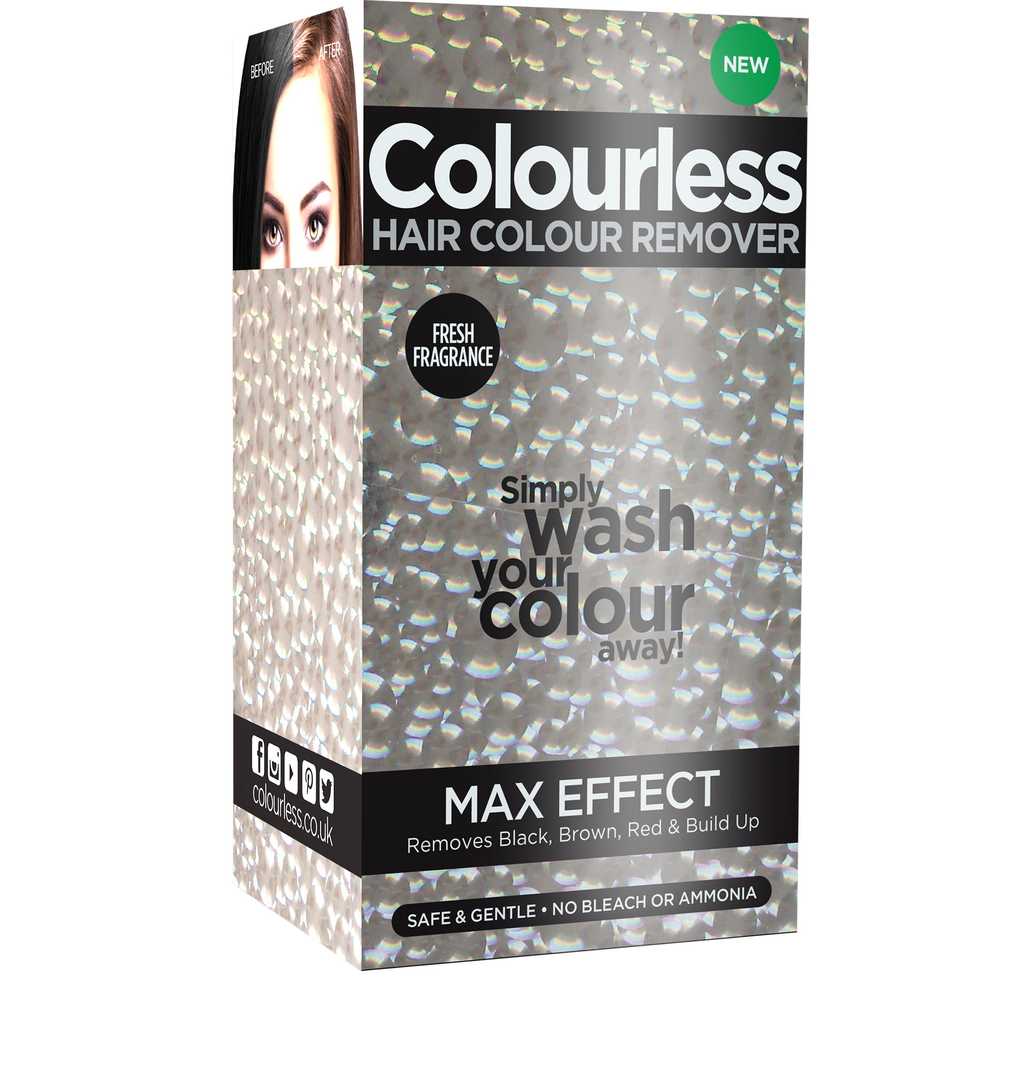 Colourless hair colour remover max effect colourless max effect solutioingenieria Gallery