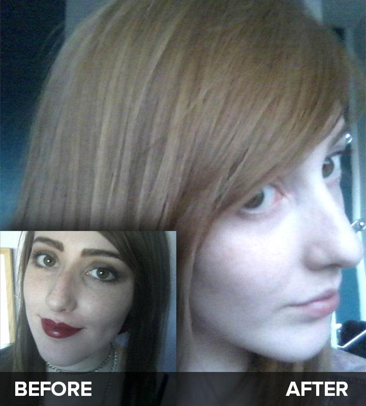 Colourless Hair Colour Remover | Help with Hair Colour